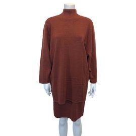 8162aca64e6 Autre Marque-Christa Fiedler skirt suit-Other ...