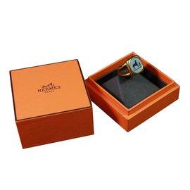 Hermès-Ring-Golden