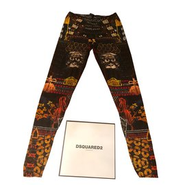 Dsquared2-Tatouage-Multicolore