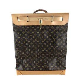 Louis Vuitton-Louis vuitton steamer sac 45-Doré