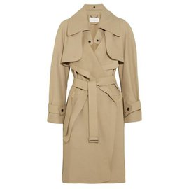 Chloé-Trench Coat-Beige
