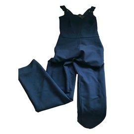 Maje-Paulette-Bleu Marine
