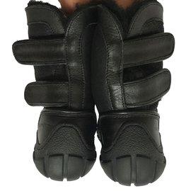 Pom d'Api-Très chaud bottes Pom d'api-Noir