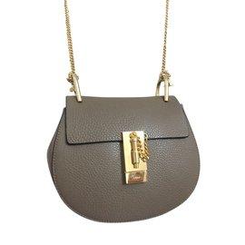 Chloé-Crossbody bag-Brown