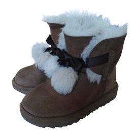 Ugg-Boots T Gita-Beige