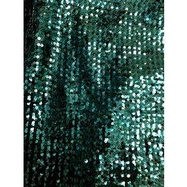 Yves Saint Laurent-Jupe vintage-Vert