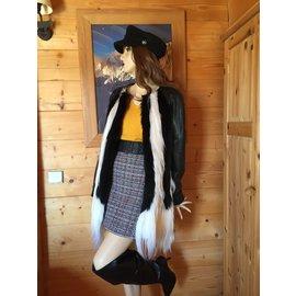 Msgm-Manteaux, Vêtements d'extérieur-Noir
