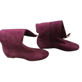 Marc Jacobs-Marc Jacobs Stiefel-Lila