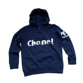 Chanel-Limited edition-Navy blue