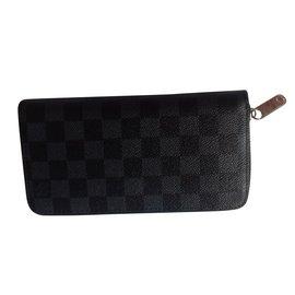 Louis Vuitton-Portefeuille long-Gris