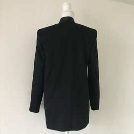 Hermès-Jacket-Black