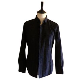 Givenchy-shirt GIVENCHY size 42 perfect condition-Black