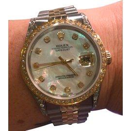 Rolex-Belles montres-Doré