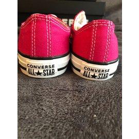 Converse-Turnschuhe-Pink