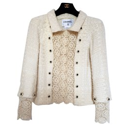 Veste Chanel Joli Closet