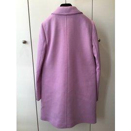 Gucci-Manteaux, Vêtements d'extérieur-Rose