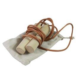 Hermès-Skipping rope-Brown