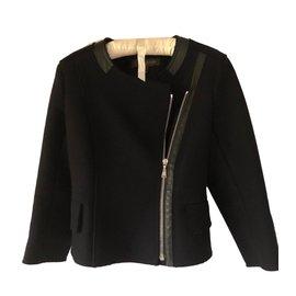 Louis Vuitton-Veste sur mesure-Noir