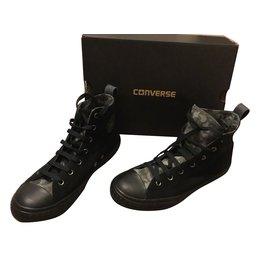 Converse-Chuck Taylor high tops-Black