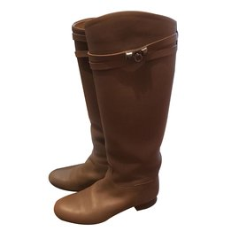 Hermès-Jumping boots-Other