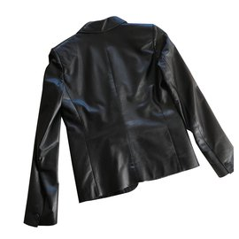 Hermès-jacket cook black-Black