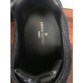 Louis Vuitton-Sneaker run away-Bleu