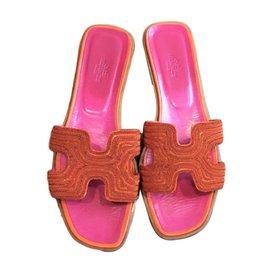 Hermès-Oran-Coral