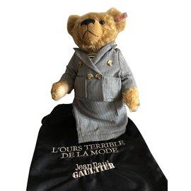 Jean Paul Gaultier-Teddy bear-Beige
