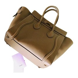 Céline-Céline luggage-Taupe