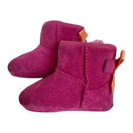 Ugg-Bottes-Orange,Fuschia