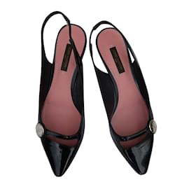Louis Vuitton-Pumps-Black