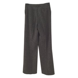 Céline-Pants, leggings-Grey