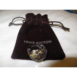 Louis Vuitton-Bague Louis Vuitton Inclusion-Doré
