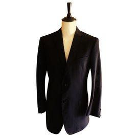 Ermenegildo Zegna-jacket-Black