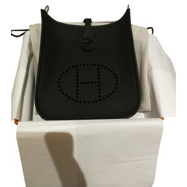 Hermès-Evelyne TPM-Noir