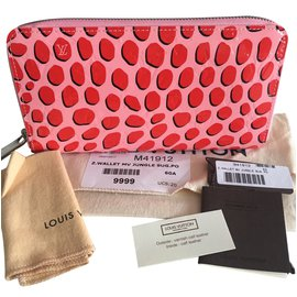 Louis Vuitton-Zippy-Rose