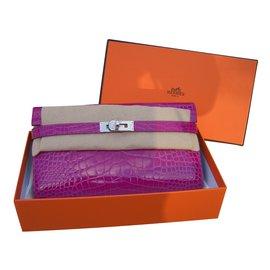Hermès-Kelly-Pink