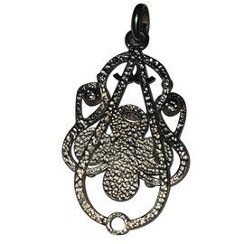 Chanel-Pendentif pour collier sautoir Chanel-Autre