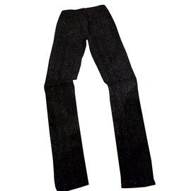 Ikks-Pants-Black