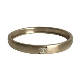 Chanel-Bracelet Plaqué Or-Doré