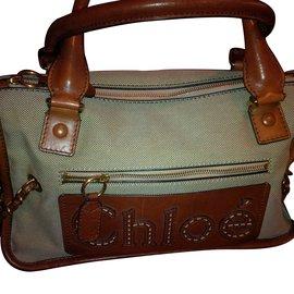 Chloé-Handbag-Caramel