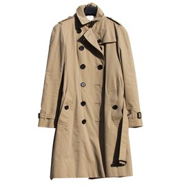 Burberry Prorsum-Trench-Sable