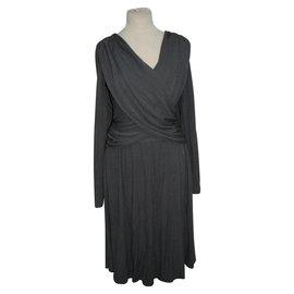 Halston Heritage-Dresses-Grey