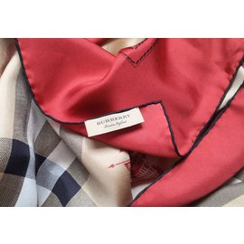 Burberry-MODELE CHECK-Multiple colors