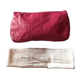 Marc by Marc Jacobs-Clutch bags-Fuschia