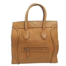 Céline-Mini Bagages-Marron