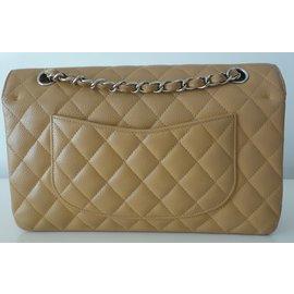 Chanel-CLASSIC GOLD BAG-Caramel