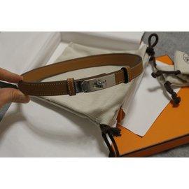 Hermès-Kelly-Light brown