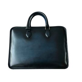 Berluti-Bags Briefcases-Dark blue