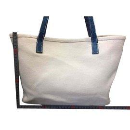 Burberry-Blue Label Shoulder Bag-Beige
